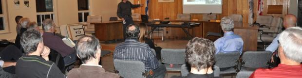 15 novembre 2011- rencontre du CLBV Lac Aylmer-lac Louise