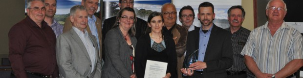 Cinq municipalités s'engagent pour la protection du Grand lac Saint-François
