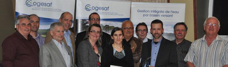 L'implication des acteurs de l'eau et leur participation hâtive dans le cycle du PDE concorde avec gestion participative développée au Québec en gestion intégrée de l'eau par bassin versant