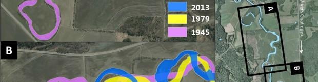 Intégration de l'approche par espace de liberté pour la rivière Coaticook
