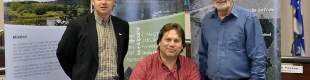 13 novembre 2015 – Rencontre CLBV rivière Magog