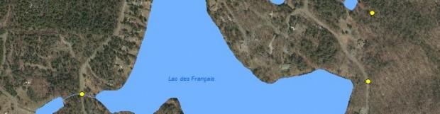 L'Association des propriétaires du lac des Français partage ses données de qualité de l'eau dans Convergence