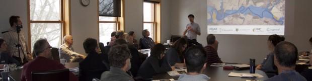 2e rencontre du groupe de travail sur l'espace de liberté – rivière Coaticook