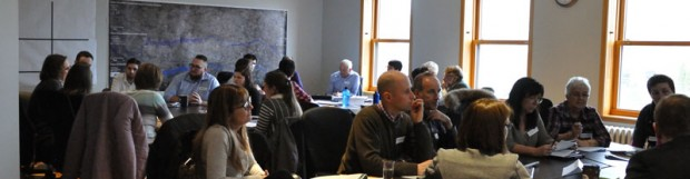 Le groupe de travail sur l'applicabilité de l'approche par espace de liberté s'est réuni pour une 3e rencontre